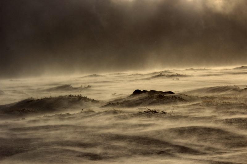 """Фотография от изложбата """"Рила. Живата планина"""" на Любомир Розенщайн"""