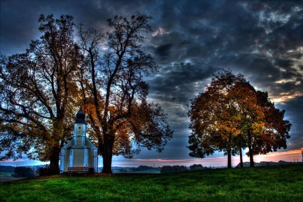 """""""Дърво от вечност"""" е фотоесе за вековна липа, подслонила при корените си малък параклис. Любомир Розенщайн снима в продължение на няколко години това дърво сутрин и представя сега в мястото за събития, срещи и изложби +това на ул. """"Марин Дринов"""" 30 в София малка част от събраните над хиляда фотографии. Част от тях са направени с камера, а друга – с мобилен телефон и са публикувани на авторските му страници в социалните мрежи."""